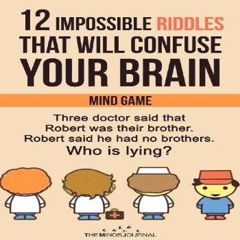12 Impossible Riddles That Will Confuse Your Brain – Mind Game