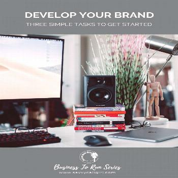 3 Simple Tasks To Develop Your Brand Developing your brand with a concrete mission statement allows