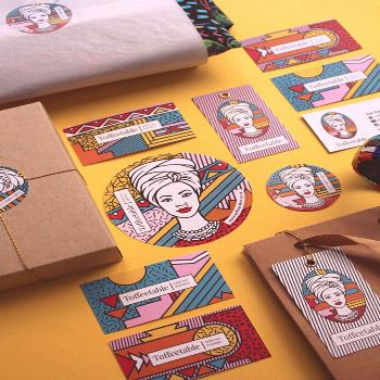 Bold Chic Brand Design for Local South African Accessories - World Brand Design Society